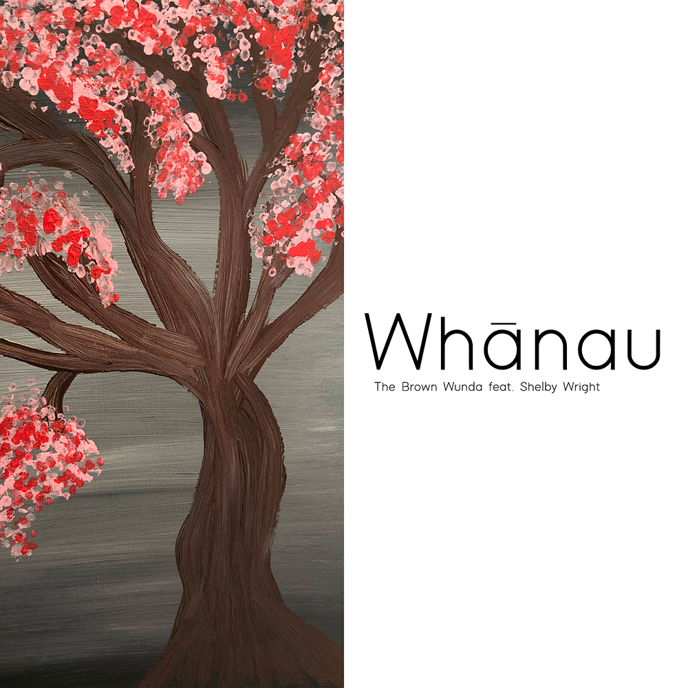 1000WHANAU single cover